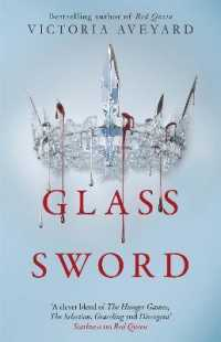 Link to an enlarged image of Glass Sword ( Red Queen 2 )