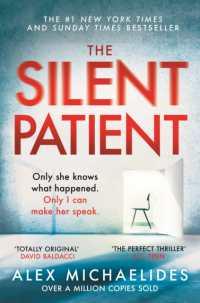 Silent Patient -- Paperback / softback 9781409181637