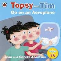 Link to an enlarged image of Topsy and Tim: Go on an Aeroplane (Topsy and Tim) -- Paperback / softback