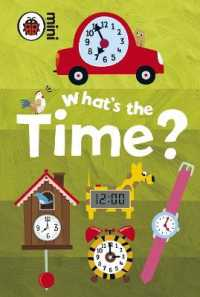 Link to an enlarged image of Early Learning: What's the Time? -- Hardback