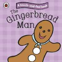 Link to an enlarged image of Gingerbread Man: Ladybird Touch and Feel Fairy Tales (Ladybird Tales) -- Board book