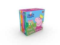 Link to an enlarged image of Peppa Pig: Fairy Tale Little Library (Peppa Pig) -- Board book