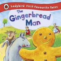 Link to an enlarged image of The Gingerbread Man (Ladybird First Favourite Tales)