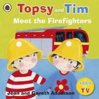Link to an enlarged image of Topsy and Tim: Meet the Firefighters -- Paperback / softback