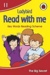 Link to an enlarged image of Read with Me the Big Secret -- Hardback