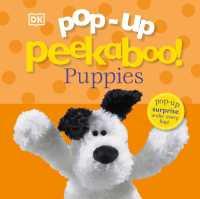 Link to an enlarged image of Pop-up Peekaboo! Puppies (Pop-up Peekaboo!) -- Board book