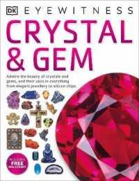 Link to an enlarged image of Crystal & Gem (Dk Eyewitness) -- Paperback / softback