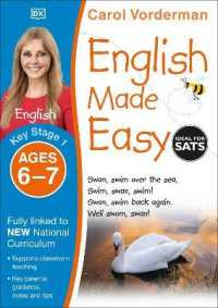 Link to an enlarged image of English Made Easy Ages 6-7 Key Stage 1 (Made Easy Workbooks) -- Paperback / softback