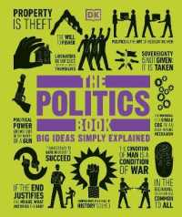 Link to an enlarged image of Politics Book : Big Ideas Simply Explained (Big Ideas) -- Hardback