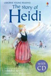 Link to an enlarged image of Heidi (3.21 Young Reading Series Two with Audio Cd) -- CD-Audio