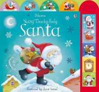 Link to an enlarged image of Noisy Touchy Feely Santa (Busy Sounds) -- Board book