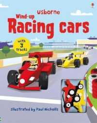 image of Wind-up Racing Cars (Wind-up Books) -- Novelty book