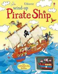 Link to an enlarged image of Wind-up Pirate Ship (Wind-up Books) -- Novelty book