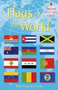 Link to an enlarged image of Flags of the World Usborne Spotter's Cards (Spotters Activity Cards) -- Cards