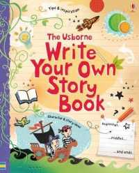 Link to an enlarged image of Write Your Own Story Book -- Hardback