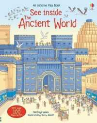 Link to an enlarged image of See inside Ancient World -- Hardback