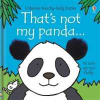 Link to an enlarged image of That's Not My Panda (That's Not My...) -- Board book