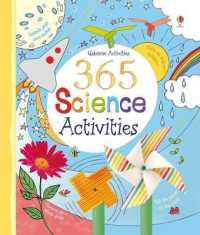 Link to an enlarged image of 365 Science Activities -- Spiral bound