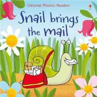 Link to an enlarged image of Snail Brings the Mail (Phonics Readers) -- Paperback / softback