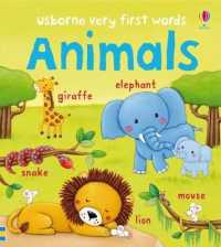 Link to an enlarged image of Very First Words Animals (Very First Words) -- Board book (New ed)