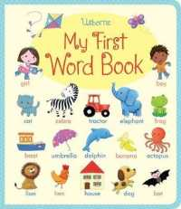Link to an enlarged image of My First Word book (Very First Words) -- Board book