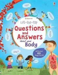 Link to an enlarged image of Lift the Flap Questions and Answers about your Body (Lift the Flap Questions and Answers) -- Board book