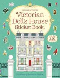 Link to an enlarged image of Victorian Doll's House Sticker Book (Doll's House Sticker Book) -- Paperback / softback