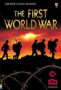 Link to an enlarged image of First World War (Young Reading Series 3) -- Hardback
