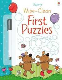 Link to an enlarged image of Wipe-clean First Puzzles (Wipe-clean Books) -- Paperback / softback