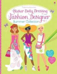 Link to an enlarged image of Sticker Dolly Dressing Fashion Designer Summer Collection (Sticker Dolly Dressing) -- Paperback / softback