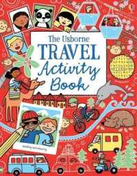 Link to an enlarged image of Travel Activity Book (Usborne Activity Books) -- Paperback / softback