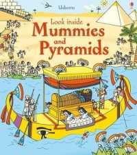 Link to an enlarged image of Look inside Mummies and Pyramids (Look inside Board Books) -- Hardback