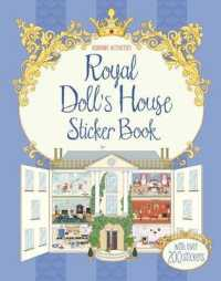 Link to an enlarged image of Royal Doll's House Sticker Book (Doll's House Sticker Book) -- Paperback / softback