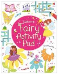 Link to an enlarged image of Fairy Activity Pad (Tear-off Pads) -- Paperback / softback