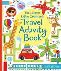 Link to an enlarged image of Little Children's Travel Activity Book -- Paperback / softback