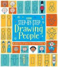 Link to an enlarged image of Step-by-step Drawing People (Step-by-step Drawing) -- Paperback / softback