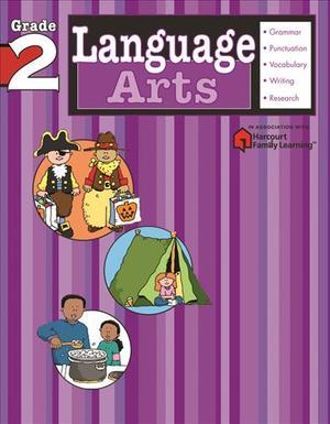 Link to an enlarged image of Language Arts Grade 2 (Flash Kids)