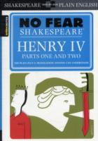 Link to an enlarged image of Sparknotes Henry IV (No Fear Shakespeare)