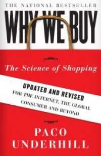 Link to an enlarged image of Why We Buy : The Science of Shopping (Updated Revised)