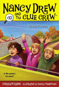 Link to an enlarged image of Ticket Trouble (Nancy Drew and the Clue Crew)