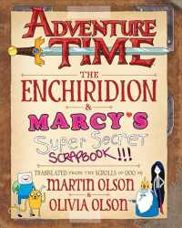 Link to an enlarged image of The Enchiridion & Marcy's Super Secret Scrapbook!!! (Adventure Time)