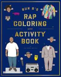 Link to an enlarged image of Bun B's Rap Coloring & Activity Book (ACT CLR CS)