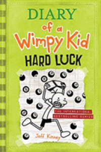 Link to an enlarged image of Diary of a Wimpy Kid # 8: Hard Luck -- Paperback (English Language Edition)