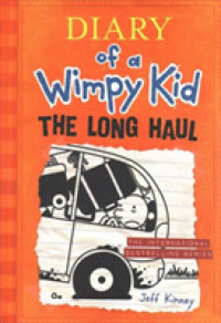 Link to an enlarged image of Diary of a Wimpy Kid # 9 : The Long Haul (Diary of a Wimpy Kid) -- Paperback (English Language Edition)