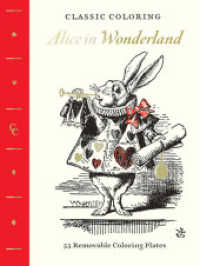 Books Kinokuniya Alice In Wonderland Adult Coloring Book 55