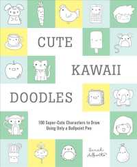 Link to an enlarged image of Cute Kawaii Doodles Guided Sketchbook : 100 Super-cute Characters to Draw Using Only a Ballpoint Pen (NTB)