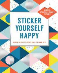 Books Kinokuniya Sticker Yourself Happy Remove The Pages