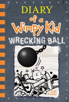 Diary of Wimpy Kid Wrecking Ball 9781419744778