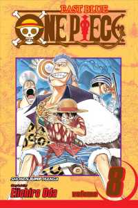 Link to an enlarged image of One Piece 8 : I Won't Die (One Piece)