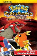 Link to an enlarged image of Pokemon Mystery Dungeon : Ginji's Rescue Team